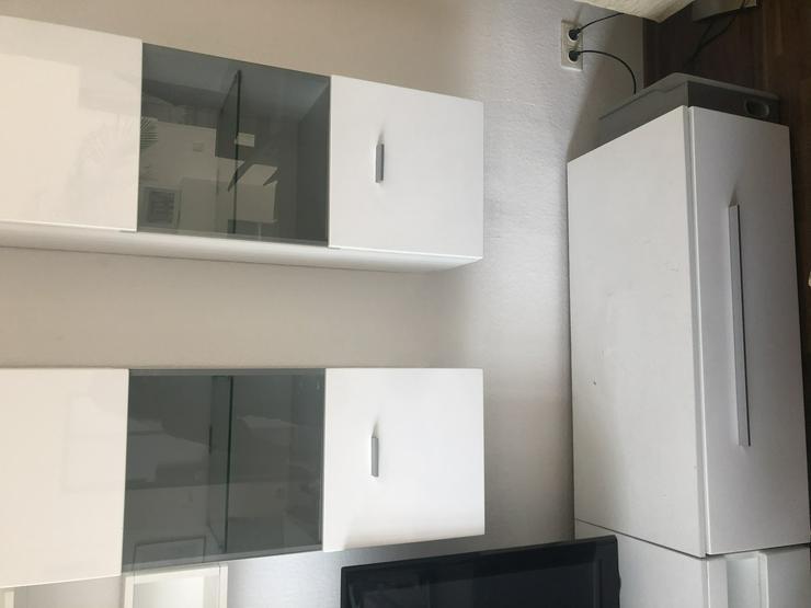 Wohnwand weiß - Schränke & Regale - Bild 1
