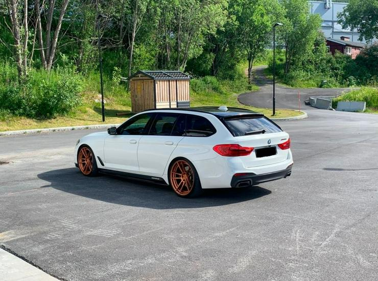Bild 4: BMW 550 5er xDrive Touring Aut.