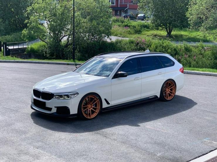 Bild 5: BMW 550 5er xDrive Touring Aut.