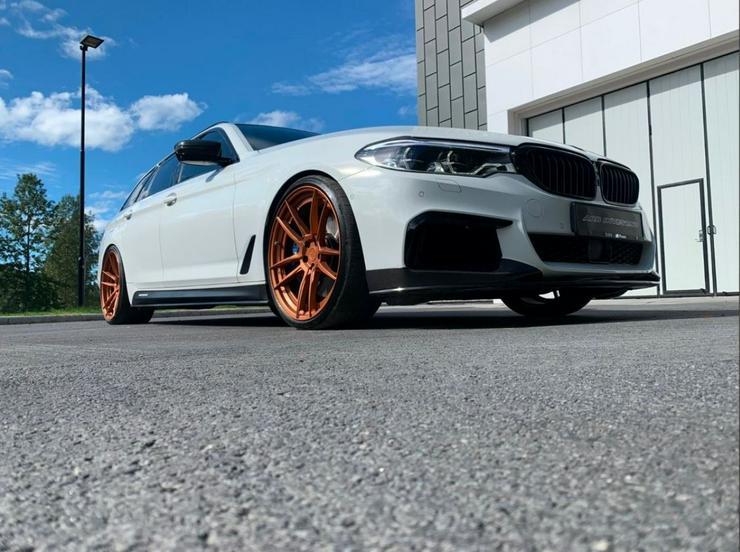 Bild 2: BMW 550 5er xDrive Touring Aut.
