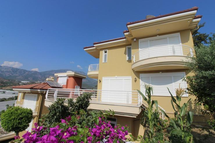 Türkei, Alanya. möbl.5 Zi. Villa in ruhiger Anlage, 469