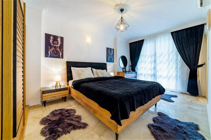 Bild 6: Tüerkei, Alanya. Meerblick aus dieser möblierten 3 Zi.Wohnung,426