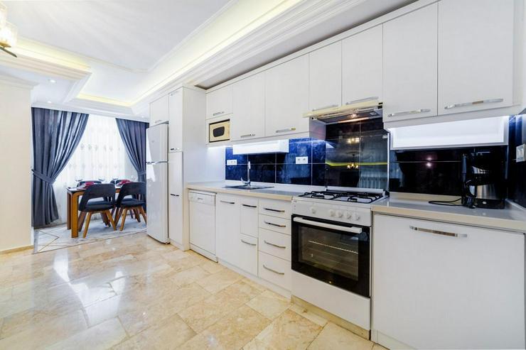 Bild 5: Tüerkei, Alanya. Meerblick aus dieser möblierten 3 Zi.Wohnung,426