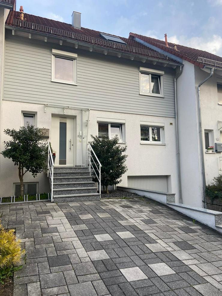 VON PRIVAT: Top Immobilie! Haus/Reihenhaus/Reihenmittelhaus + Garage + großer Garten + Stellplatz in ruhiger Lage - Haus kaufen - Bild 1