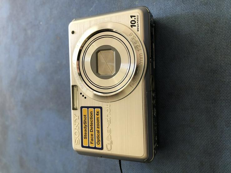 Sony Camera Cybershot DSC-S 950 Steady Shot