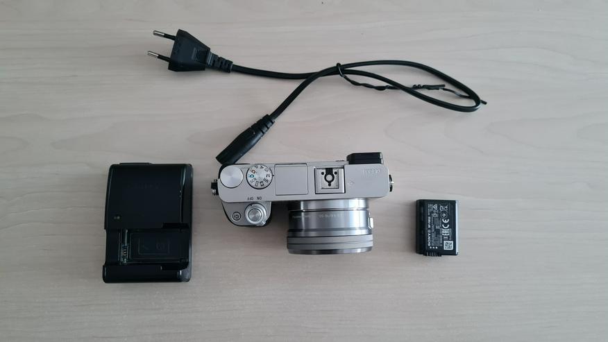 Sony Alpha A6000 Kit mit 16-50mm OSS
