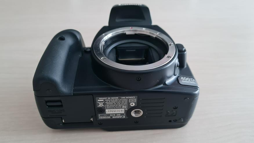 Bild 5: Canon EOS 400D