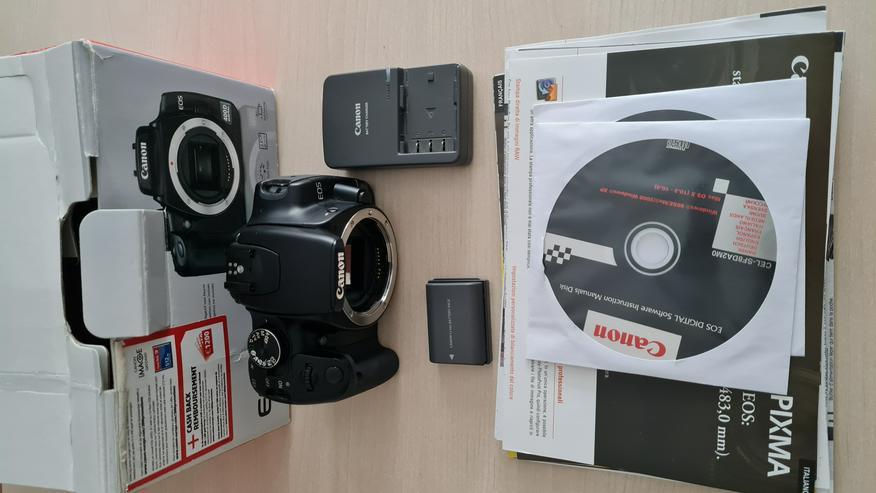 Bild 2: Canon EOS 400D