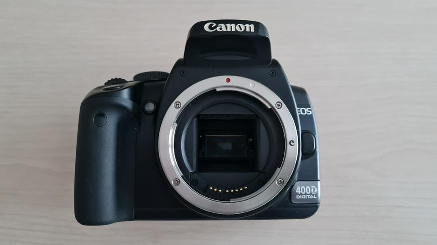 Bild 3: Canon EOS 400D