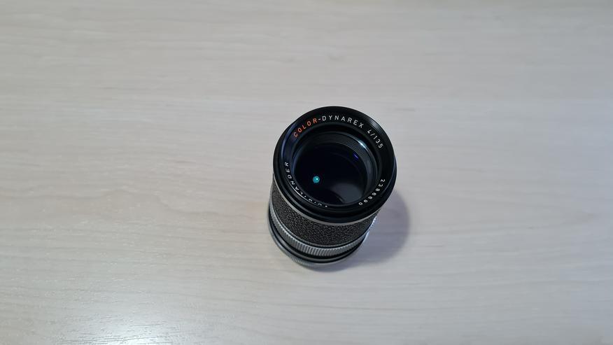 Voigtländer 135mm f4 Objektiv