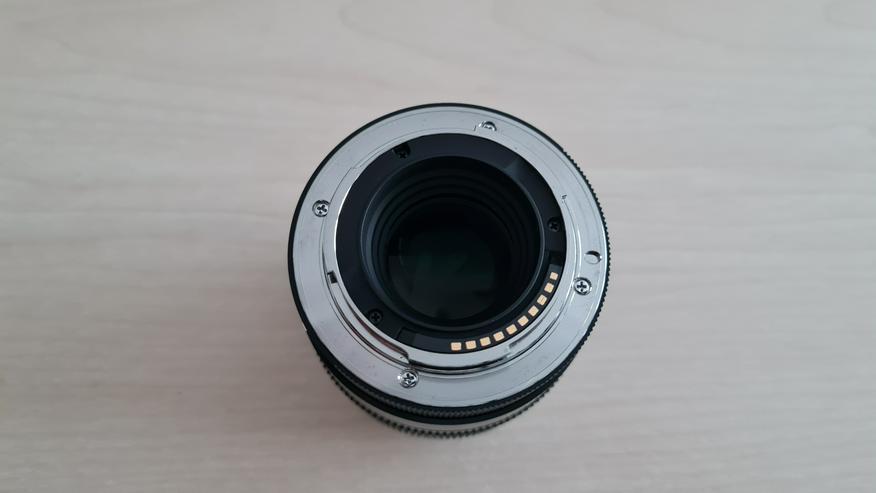 sigma 30mm f1.4 Objektiv