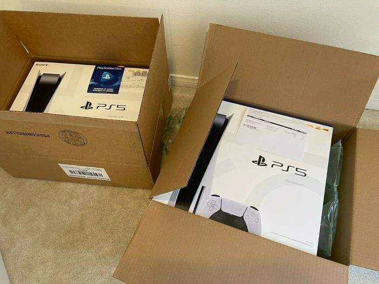 PlayStation 5 Disc Edition ✅ AUF LAGER ✅ Versandbereit ✅ Brandneu versiegelt