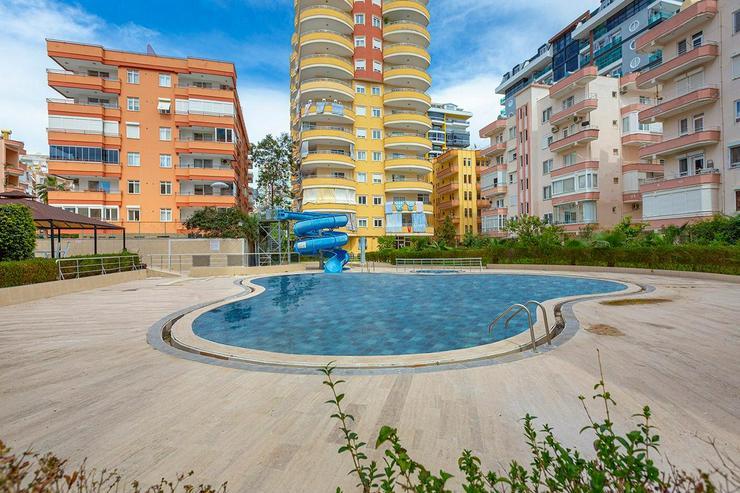 Bild 5: Türkei, Alanya. Möbl. 3 Zi. Wohnung. Pool, Sauna. 491