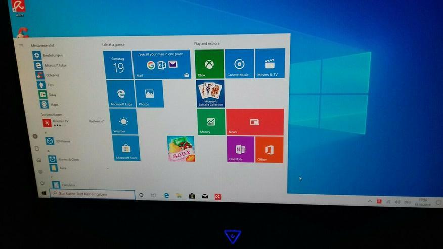 Tolles Medion Akoya All-In-One PC zu verkaufen + Tastatur & Maus & Windows 10 installiert - im noch absolutem ********** Super--Top--Zustand!!! **********