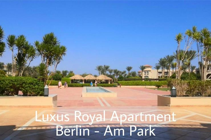 Luxus Royal Apartment Berlin - Am Park - Wohnung kaufen - Bild 1
