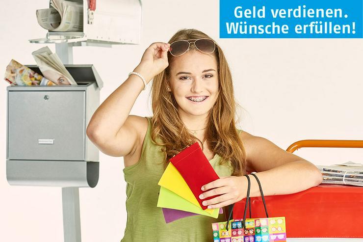 Minijob in Dischingen - Zeitung austragen, Zusteller m/w/d gesucht
