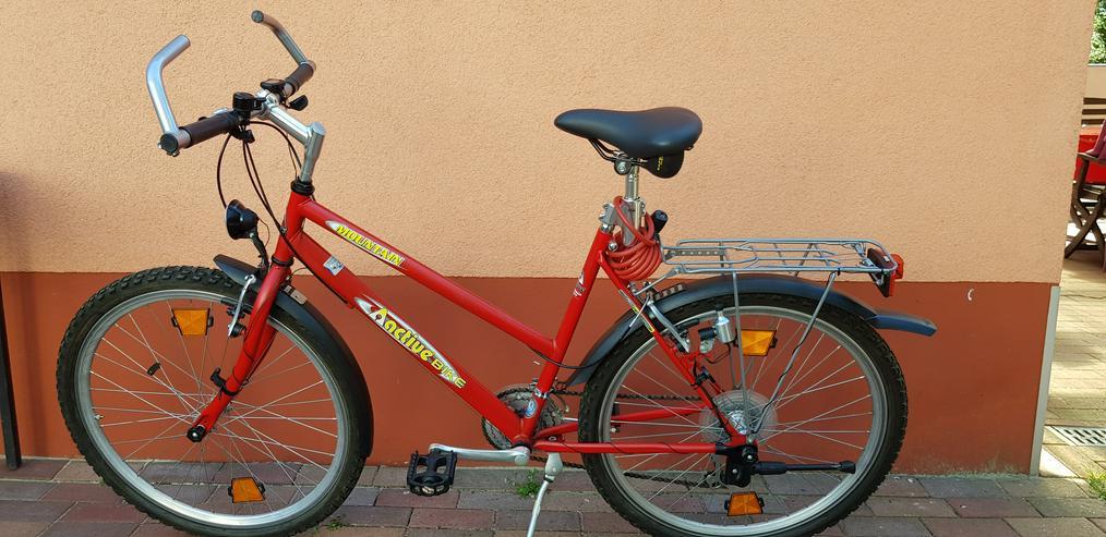 Mountain Active-Bike 26 Zoll - 14 Gänge - Shimano - Mountainbikes & Trekkingräder - Bild 1
