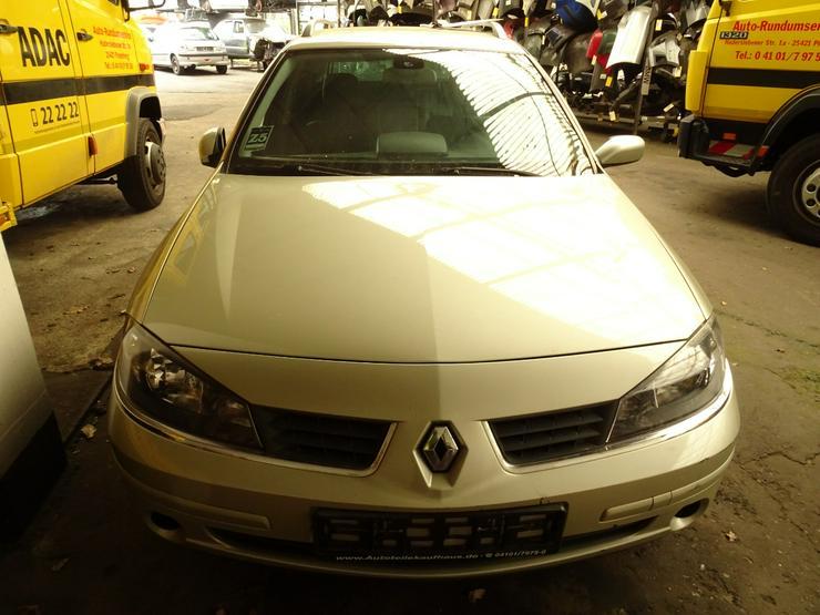 Schlachtfest Renault Laguna 210042