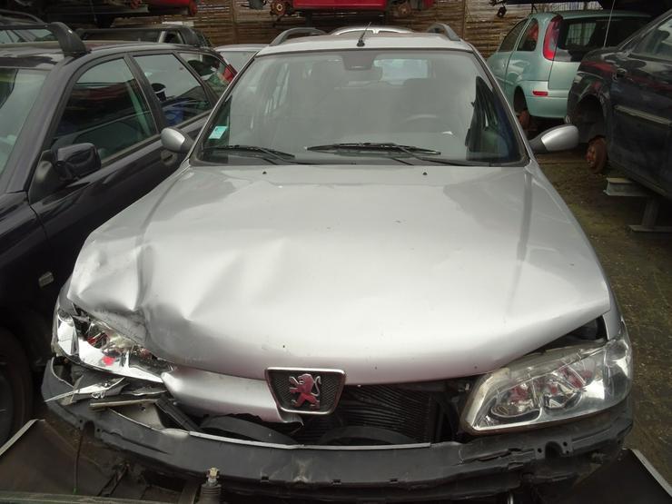 Schlachtfest Peugeot 306 210044