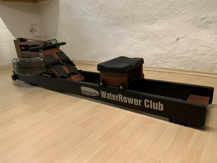 Waterrower mit S4-Monitor
