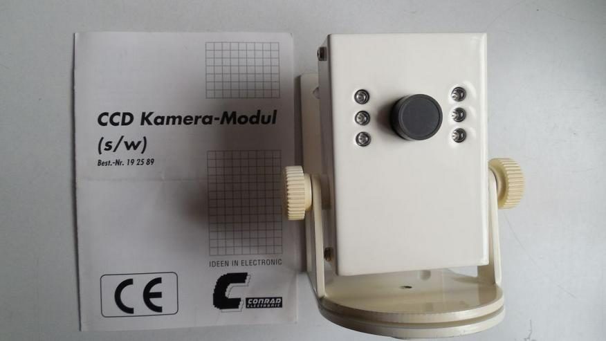 CCD-Kamera-Modul 12V