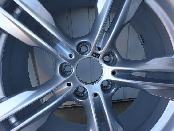 Bild 3: ❌ Alufelgen 9x19 9J R 19 ET37 BMW X5 F15 467M 7846786 M-Styling