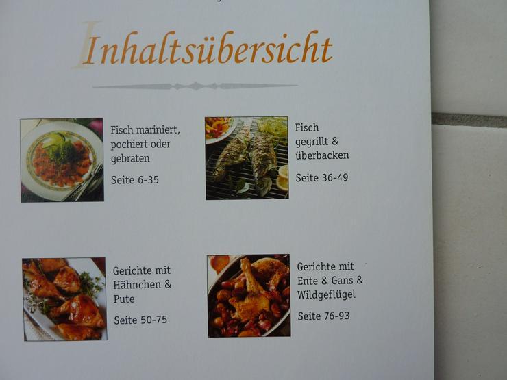 Bild 2: Dr. Oetker Fisch & Geflügel Kochbuch
