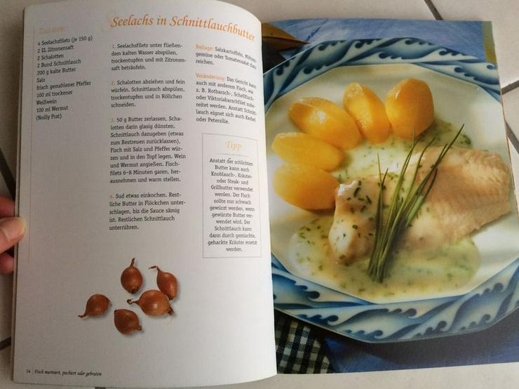Bild 4: Dr. Oetker Fisch & Geflügel Kochbuch