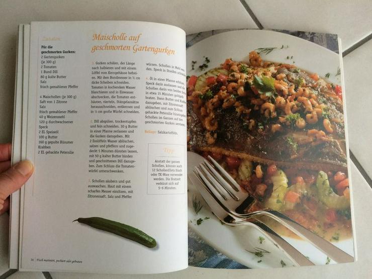 Bild 5: Dr. Oetker Fisch & Geflügel Kochbuch