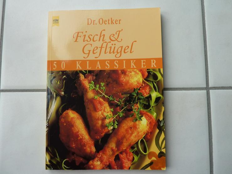 Dr. Oetker Fisch & Geflügel Kochbuch