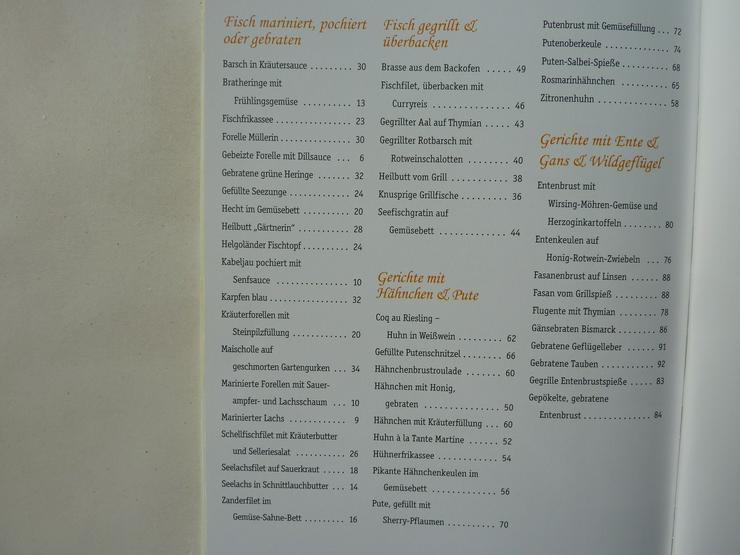 Bild 3: Dr. Oetker Fisch & Geflügel Kochbuch