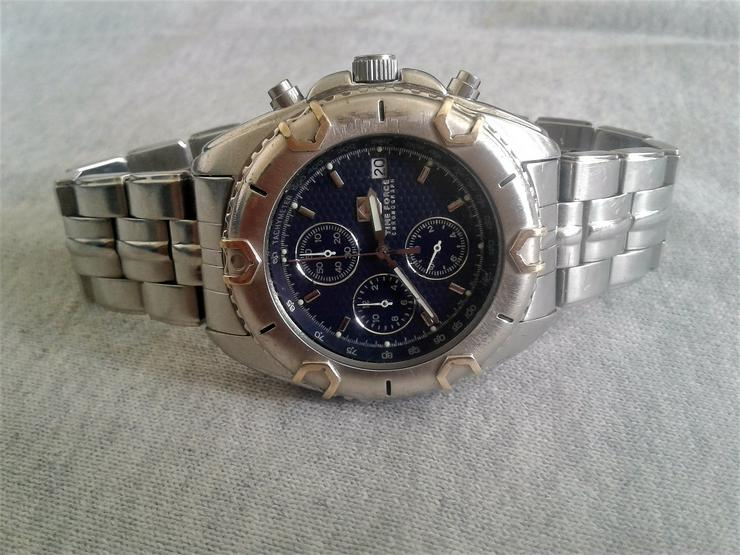 Time Force Herrenchronograph.