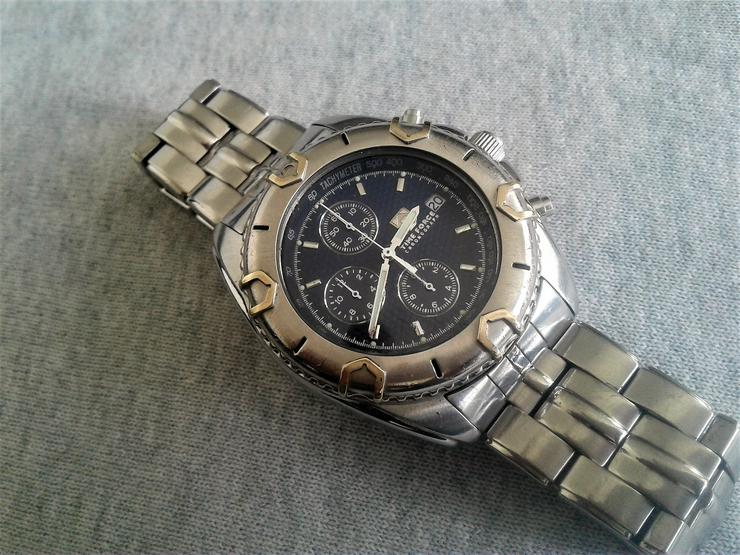 Bild 4:  Time Force Herrenchronograph.