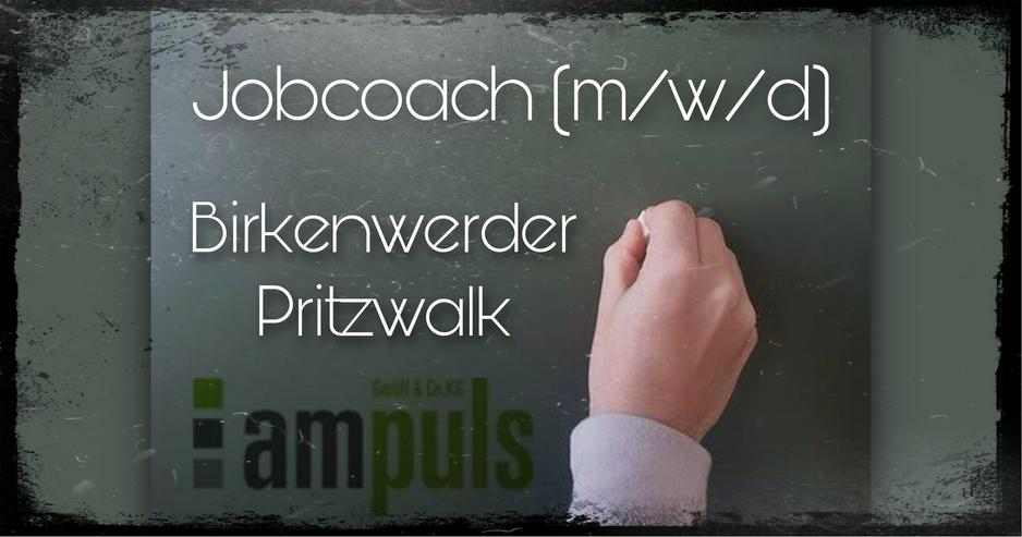 Jobcoach (m/w/d)