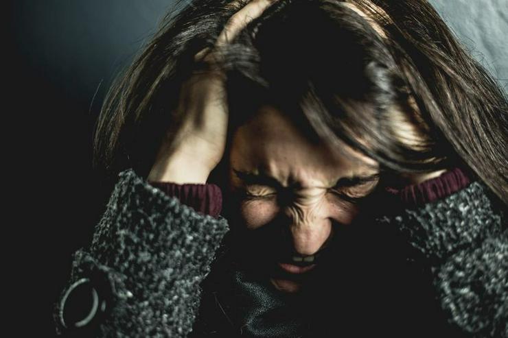 Bild 4: Chronische Schmerzen, konstante Leiden, Kopfschmerzen oder Migräne?