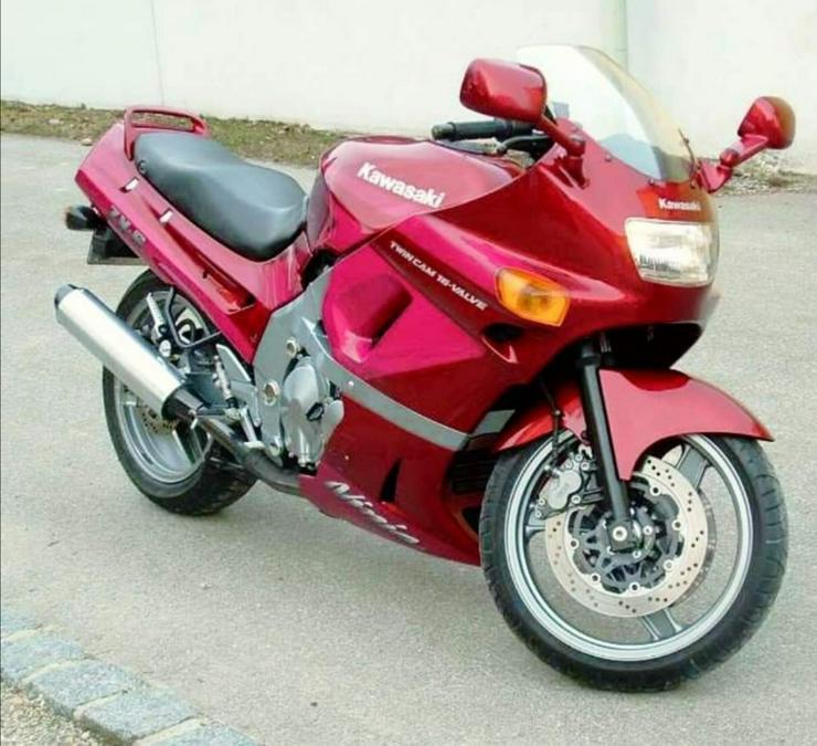 Bild 3: VERKAUFE Kawasaki Zx6 TOP ZUSTAND