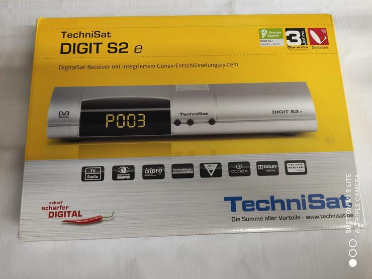 TechniSat Digit S2e