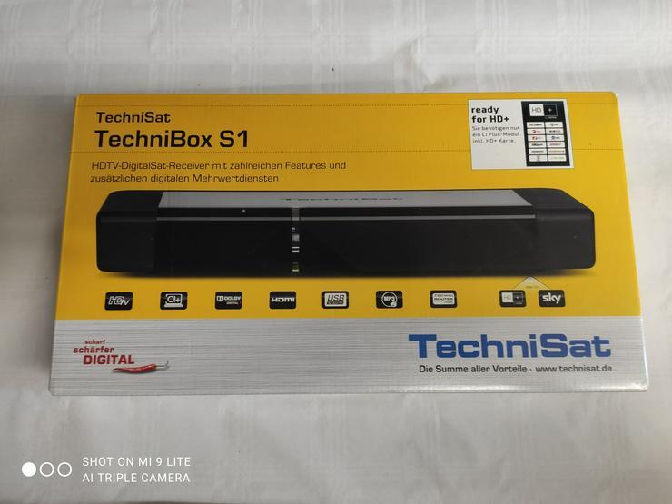 TechniSat Techni Box S1 Receiver