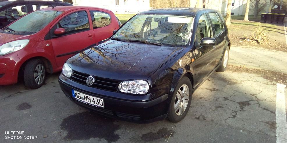 Bild 5: VW Golf 1, 6