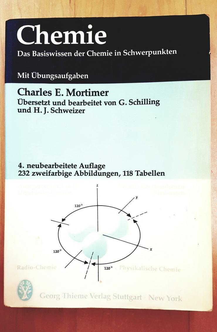 Chemie Basiswissen Charles E. Mortimer - Schule - Bild 1