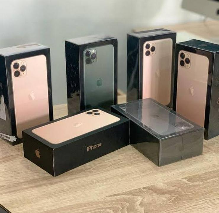 Apple iPhone 12Pro Max 256 GB - Pazifikblau