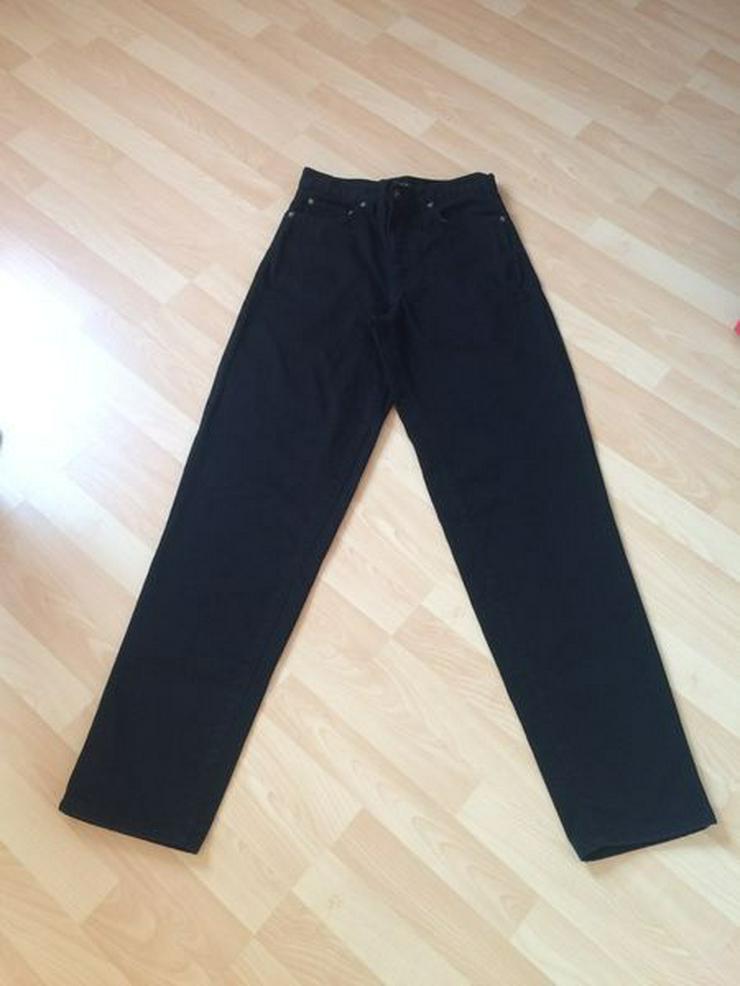 Jeans Gr. 31/34 (S), nicht getragen, schwarz