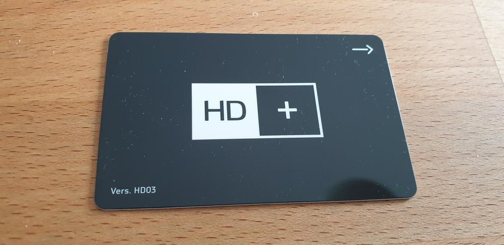 HD03 Karte 12 Monate neu nicht aktiviert