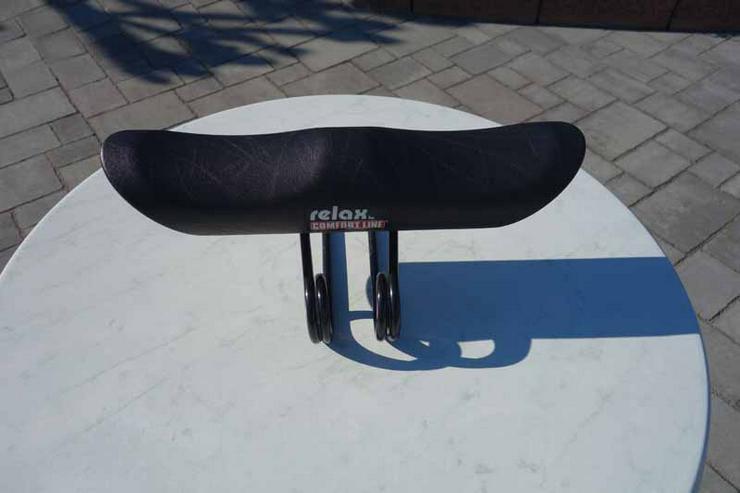 Fahrradsattel Relax mit Bügel Cityrad Tourenrad , gebraucht - Zubehör & Fahrradteile - Bild 1