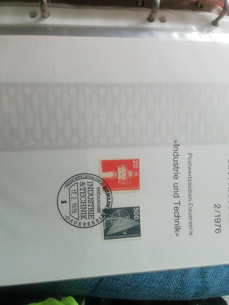 Bild 4: Briefmarken