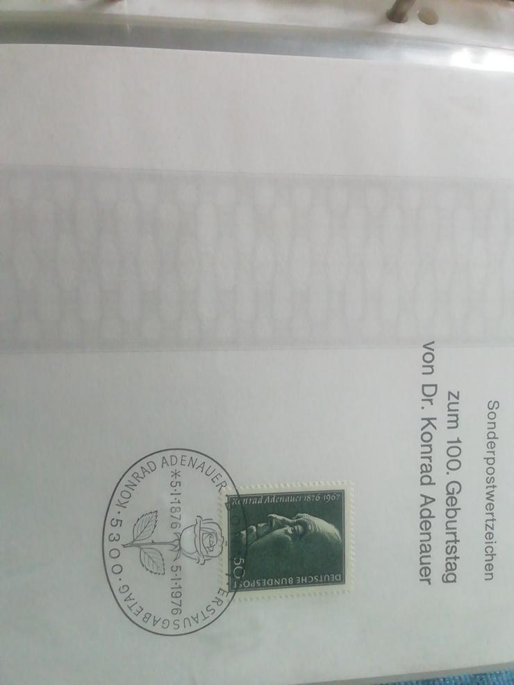 Bild 3: Briefmarken