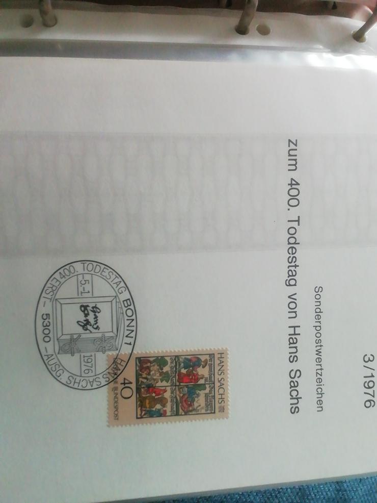 Bild 5: Briefmarken