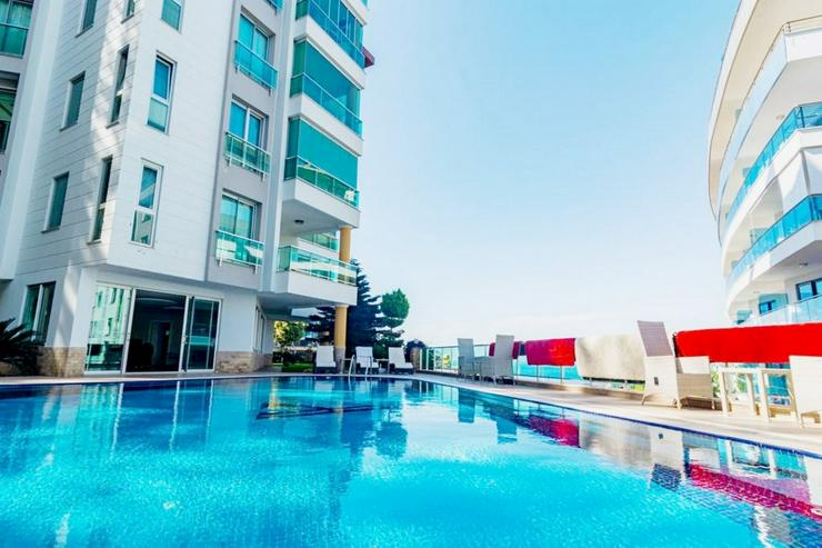 Bild 2: Türkei, Alanya. Individuell möbl. 3 Zi. Wohnung. 454