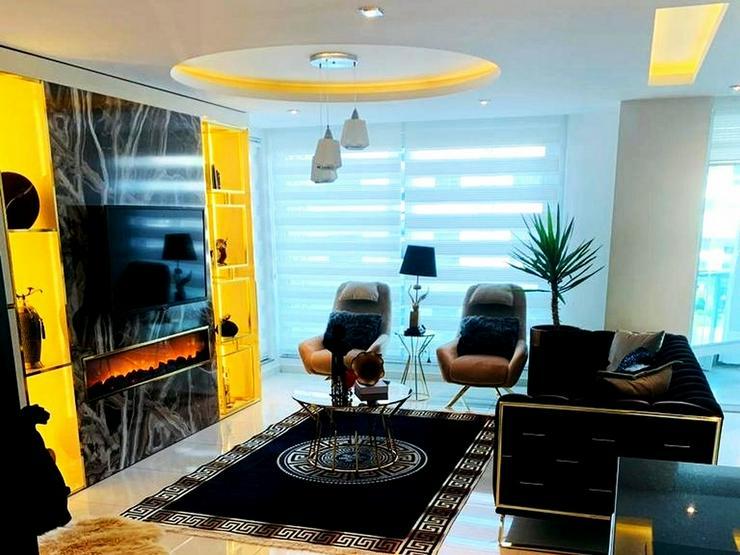 Bild 3: Türkei, Alanya. Individuell möbl. 3 Zi. Wohnung. 454