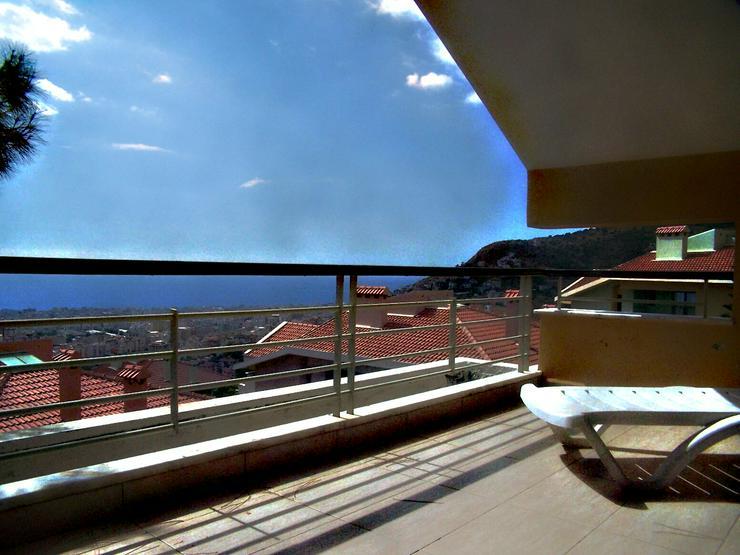 Türkei, Alanya, Bektas, 6 Zi. Luxusvilla, Pool, Garage, Sauna,46 - Haus kaufen - Bild 1